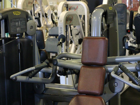 Gym fitness centers
