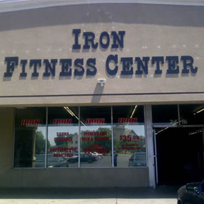 Iron Fitness Center in Selma