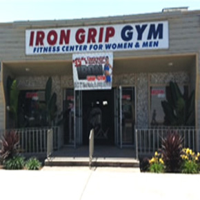 Iron Grip Gym in Dinuba