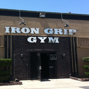 Iron Grip Gym in Tulare